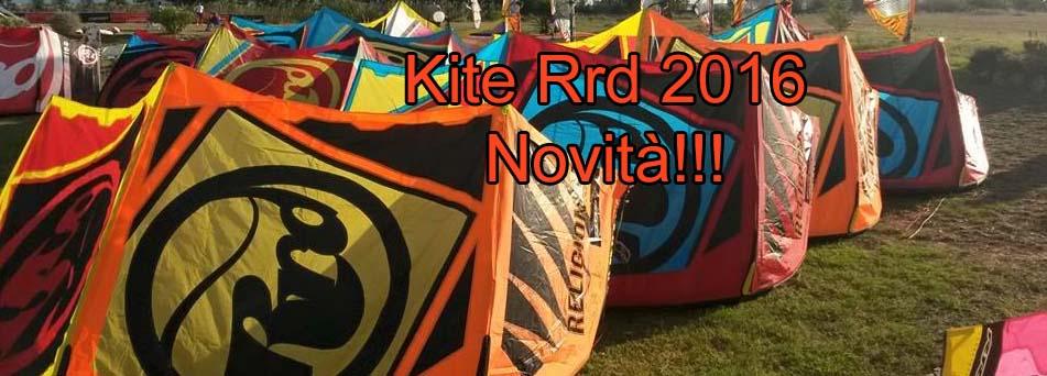 Kitesurf Roberto Ricci Designs 2016 Il Grande cambiamento