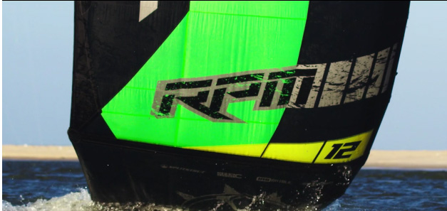 Slingshot Kite New RPM 2016 il nuovo Video