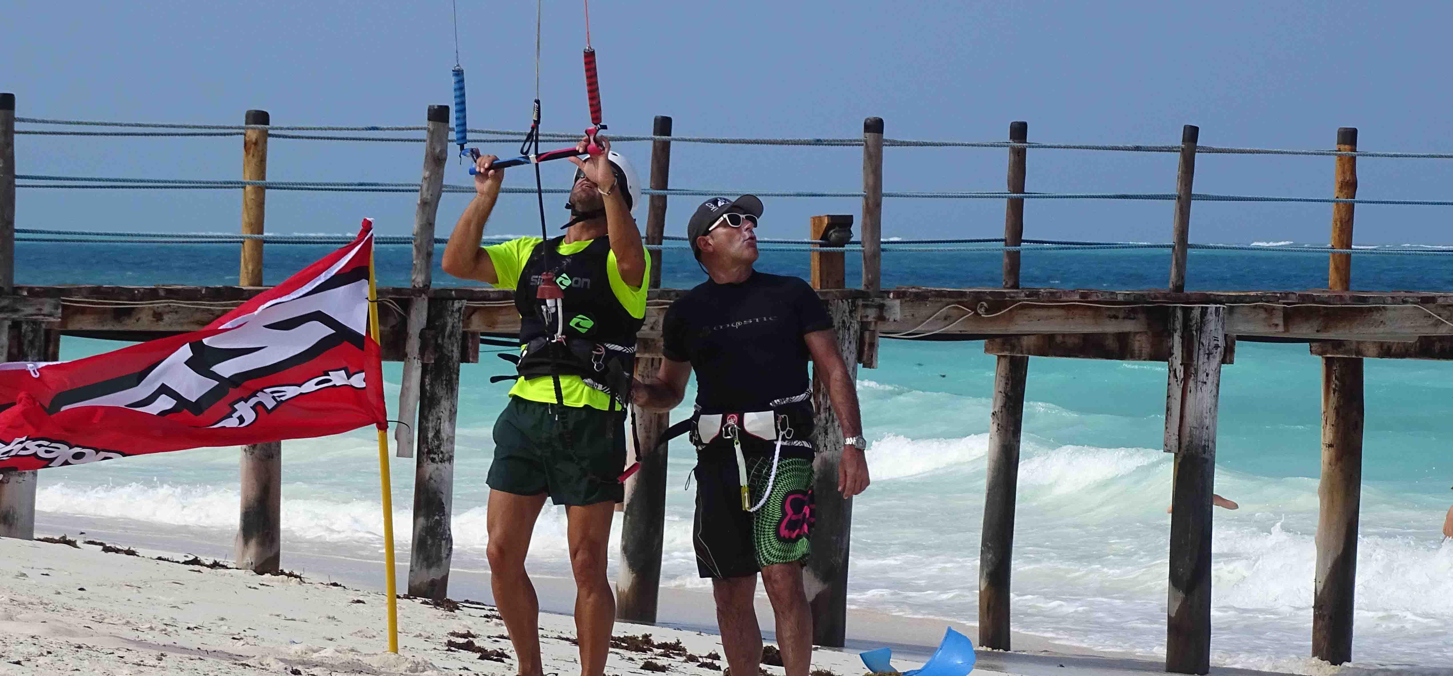 Per iniziare il kitesurf : Principianti i Primi Passi per arrivare ad essere un Buon Rider