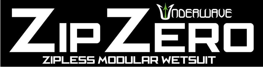 Underwave ZipZero Novità assoluta La prima muta al mondo senza Zip