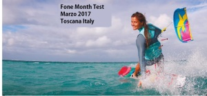 Fone 2017 Month Test Material  Marzo 2017 TOSCANA Italy
