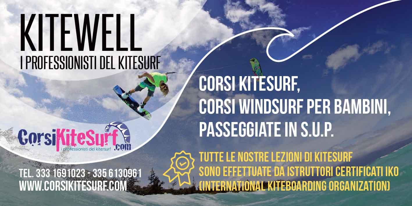Kitesurf Corsi Toscana  2019 Da inizio Marzo al ponte di Pasqua 2019