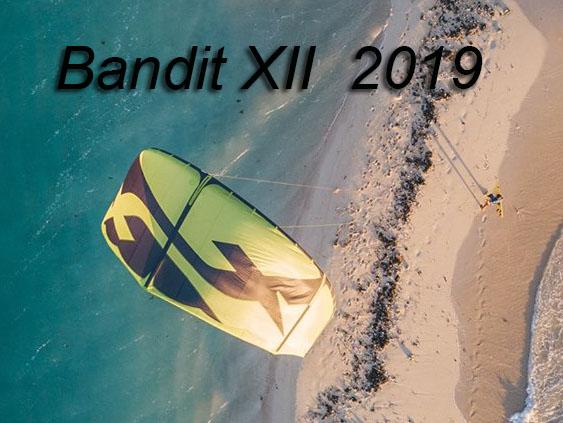 F-ONE BANDIT XII 2019 Veloce e Polivalente