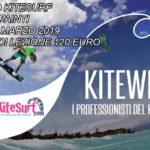 II° Corso Principianti collettivo Kitesurf     Sabato 30  Domenica 31 Marzo  2019