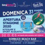 Scuola Kitesurf affiliata kitesurfbuy  Apertura 31 Maggio 2020 Marina di Bibbona(LI) Toscana Italy