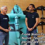 F-one Nuovi Foil  Tavole  e pacchetti per Iniziare Wing-foil  2021